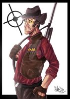 TF2: SNIPER :D by Beverii