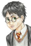 Harry Potter by Xijalle