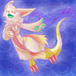 My Dreams of Singing shall never be by MystikMeep