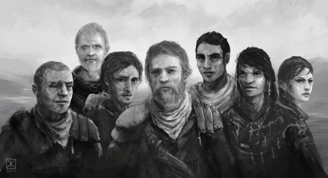 4th Squad by Corporal--Nobbs