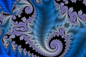 BLUE PHOENIX TANGENT by Voyager-I