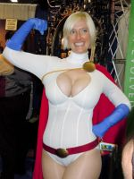 Powergirl cci2012 by CoonDog69