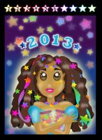 HAPPY 2013 by Tanis711