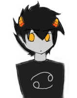 Karkat by Engelmoon