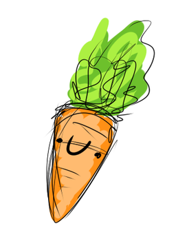 carrot by meweikart