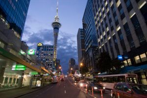 Auckland at Dusk by scottk2