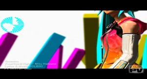 :MMDPV: Voca Nico Night :HatsuneMiku: VIDEO LINK by belxfran-desu