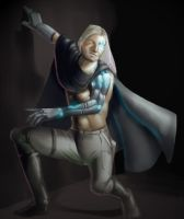 Algeroh by way of Numenera by Thecosmicgoose