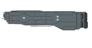 UNSC Centurion Class Carrier by trooperbeta