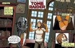 Homage to Dark Horse's Tomb Raider by honkus2