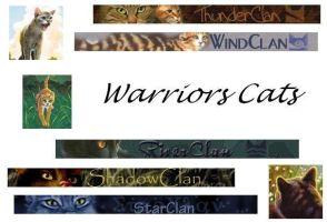 Warrior Cats by snowclaw15