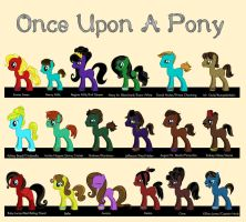 Once Upon A Pony by LeMeNe