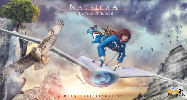 the Hope of Nausicaa by breathelifeindeeply