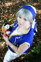 APH: The Puffin is the REAL capitan! by Shiho-Sherry