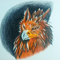 Griffin by she0wolf