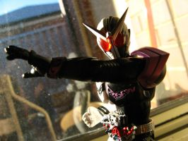My 1st SHF figure 08 by RiderB0y