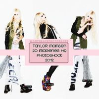 Photopack 236 : Taylor Momsen by PerfectPhotopacksHQ