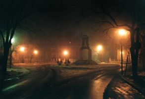 Romania in Winter Part 2 by sathonys