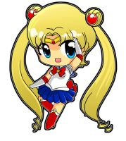 Sailor Moon by CuteTherapy