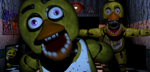Chica Fever by ThatOneUserFromPH