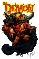 ETRIGAN by Goretoon
