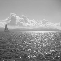 Sailing by Liest