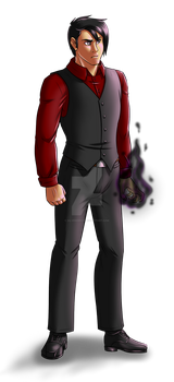 Darkiplier by silvererros