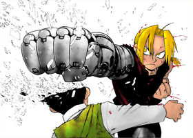 Edward Erlic FMA by Gio13