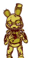 Springtrap Is Comming by BaZooKa-Kat