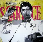 SCARFACE by bfreaky