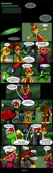 MoHo Moondogs Mission 7(past) pg 1 by BlackRayquaza1