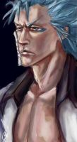 Moody Grimmjow by Maureval