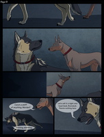 A Dog's Strife - Chapter 1: Page 01 by WyldeElyn