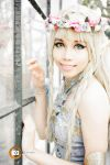 Cosplay: Elf Princess 2 by xmusettex