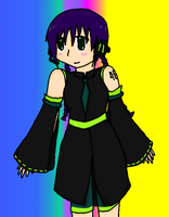 My Fanmade Vocaloid by Electric-Banana