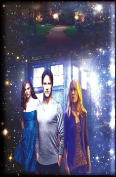 Alternative Doctor and Companions by Childoftheflower