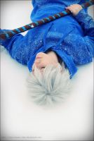 Jack Frost - Sleeping by Naru-kawaii-chan