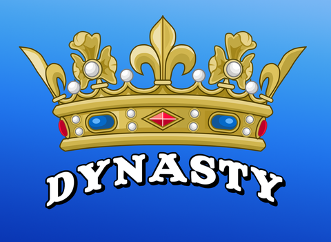 Logo for Dynasty by Beowulf1976