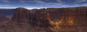 Canyon game by rycher