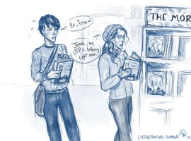 The Bookstore by lizthefangirl