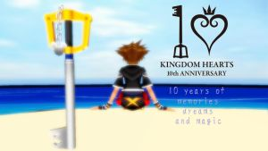 Ten magical and memorable years of Kingdom Hearts! by Link-Pikachu