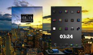 SB Beating Clock for iPad by pracomass