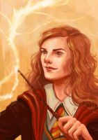 Hermione by YoungGirlBlues