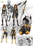 Peyton Concept Sheet by ButteryFingers