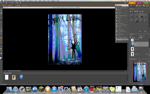Movie Poster Assignment WIP by Xan-Salstone
