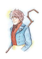 Jack Frost in period costume by Teodora85