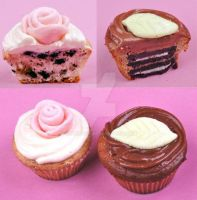 oreo cup cake by shakabet