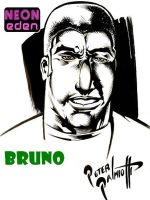 Happy Bruno by PeterPalmiotti