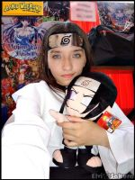 Hyuuga Neji Cosplay by ElviSakura