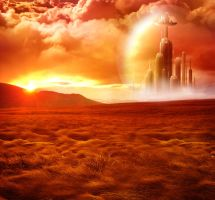 Gallifrey - Winds of Time by Azenor